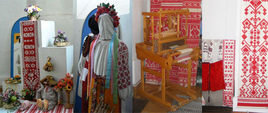 Museum of history of weaving in Chernigiv region