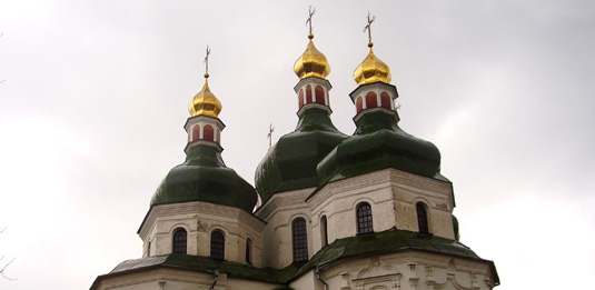 St.Nicola's cathedral in Nizhyn