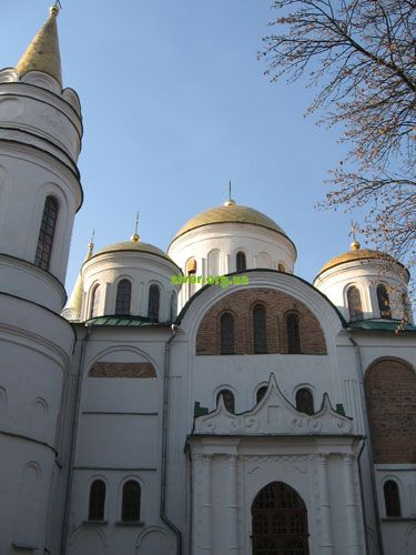 Our Savior and Transfiguration Cathedral in Chernihiv