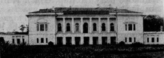 poto of Digtyari estate, beginning of the 20th century