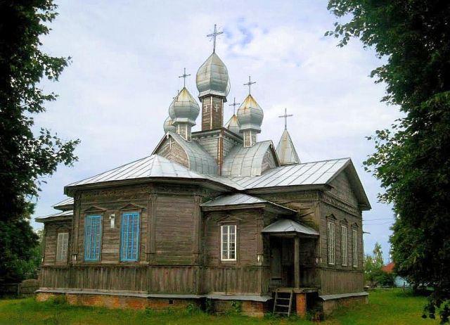 Свято-Успенська церква, с.Ведмедівка