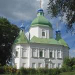 Михайлівська церква, с.Полонки