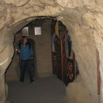 Печера ченця, с.Полонки