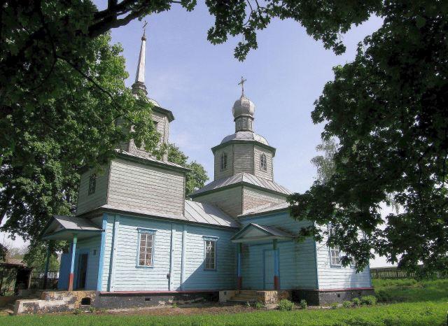 Успенська церква, с. Рогощі Чернігівського р-ну
