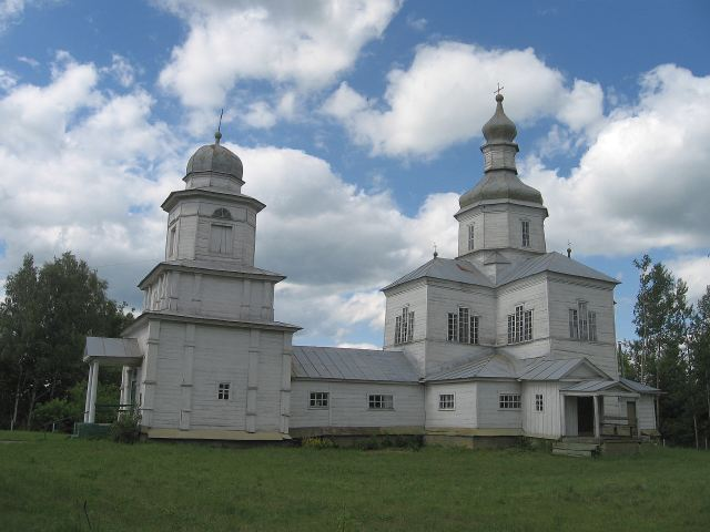 Успенська церква, с.Волосківці Менського р-ну